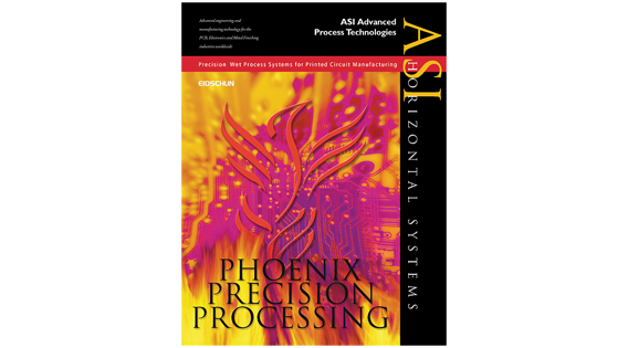 ASI Phoenix process brochure – cover