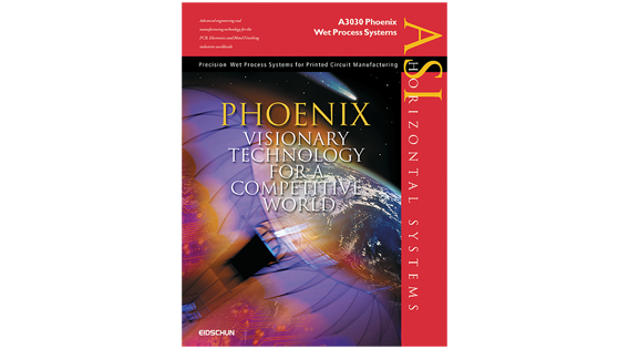 ASI Phoenix technology brochure – cover