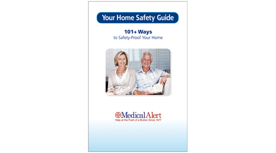 Home Safety Guide, cover