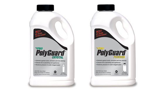 Package design – Polyguard products